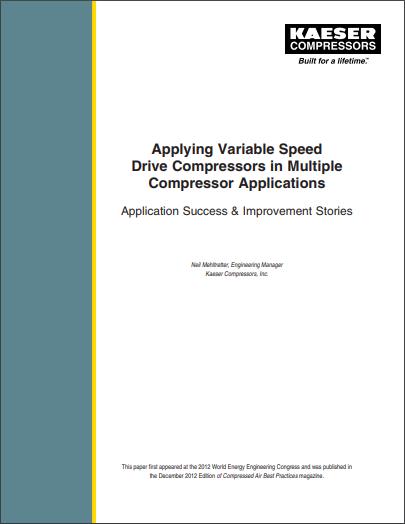 Applying VSD compressors Cover Image