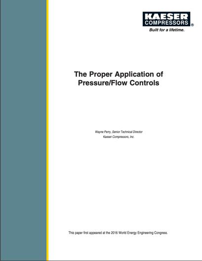 Kaeser White Paper Proper Application of PressureFlow Controls